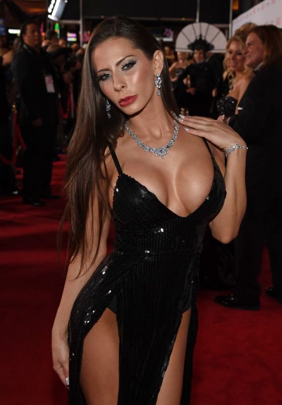 Madison Ivy - 2018 Adult Video News Awards in Las Vegas