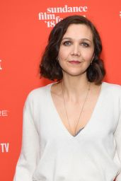 "Maggie Gyllenhaal -  ""Un Traductor"" Premiere in Park City"