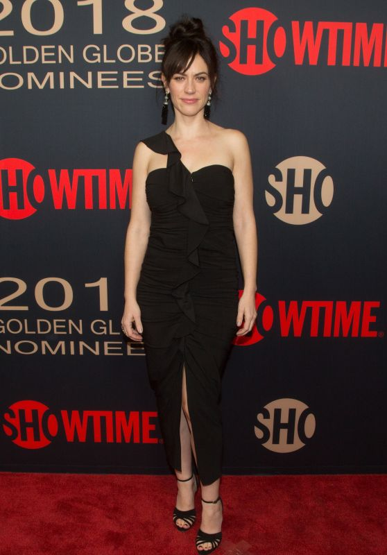 Maggie Siff – Showtime Golden Globe Nominee Celebration in LA