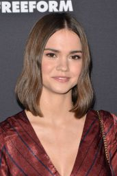Maia Mitchell – Paramount Network Launch Party in LA