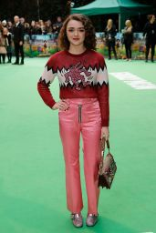 "Maisie Williams - ""Early Man"" World Premiere in London"