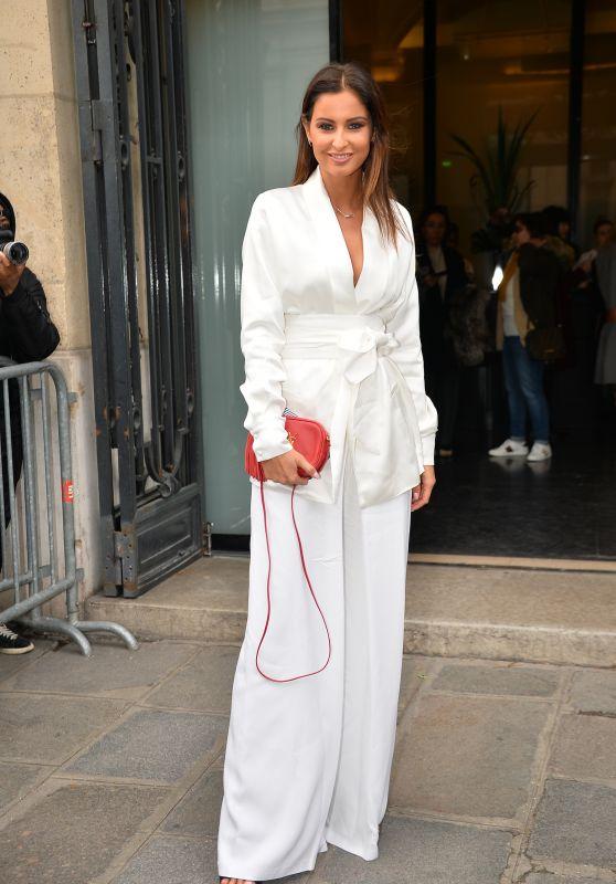 Malika Menard – Jean-Paul Gaultier Fashion Show in Paris 01/24/2018