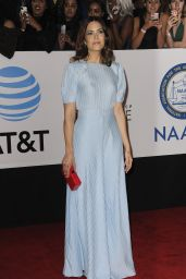 Mandy Moore – 2018 NAACP Image Awards in Pasadena