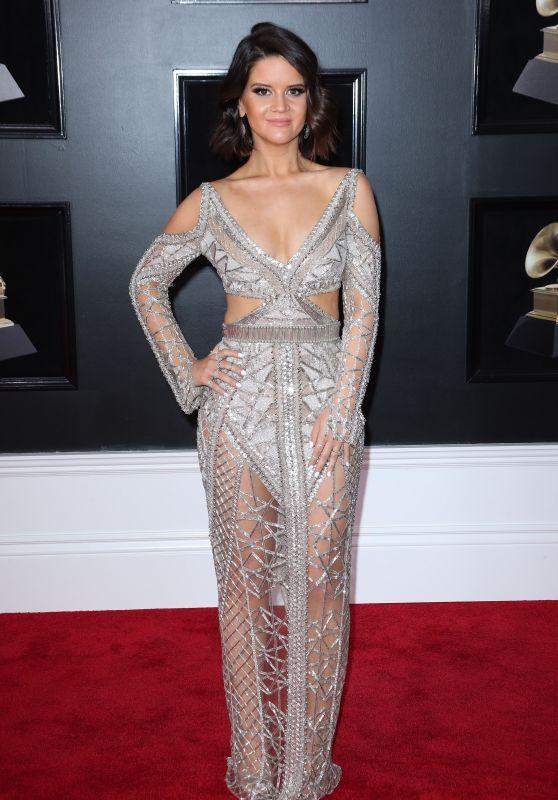 Maren Morris – 2018 Grammy Awards in New York