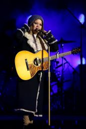 Maren Morris - Performs at the New Year Celebration in Nashville