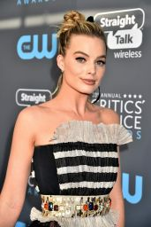Margot Robbie – 2018 Critics' Choice Awards