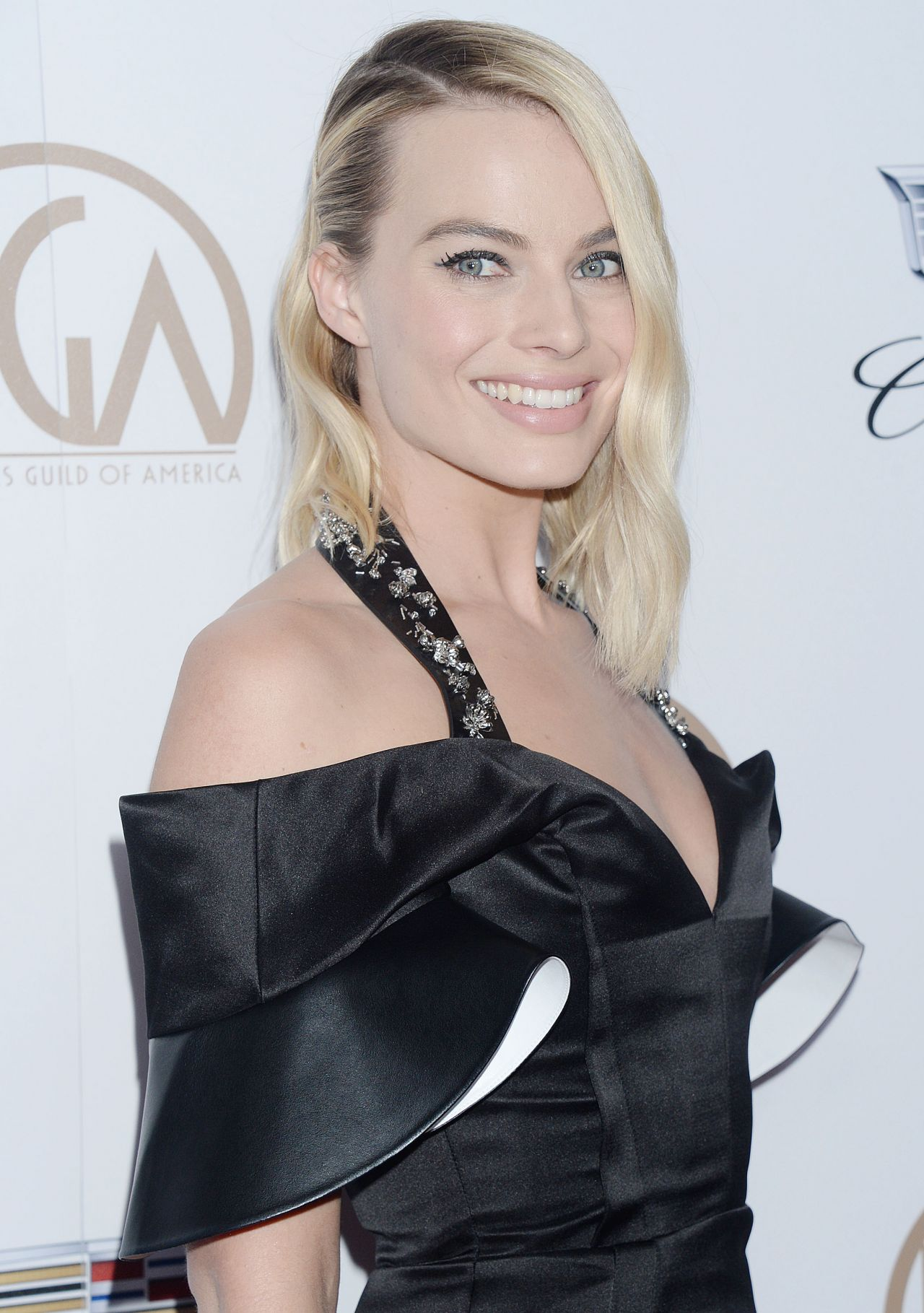 Margot Robbie 2018 Pga In Beverly Hills