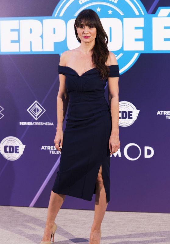 Maria Botto – Cuerpo De Elite TV Show Photocall in Madrid