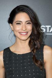 """Maria Elena Laas – """"Counterpart"""" Premiere in Los Angeles"""
