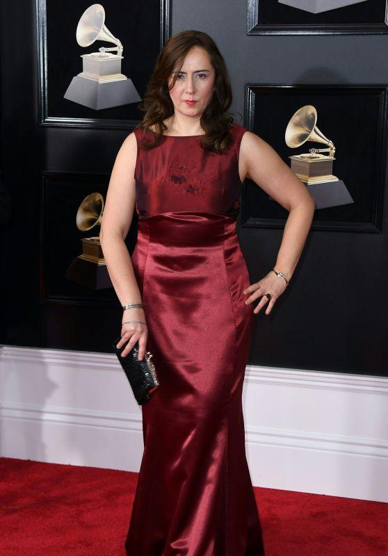 Maria Lettberg – 2018 Grammy Awards in New York