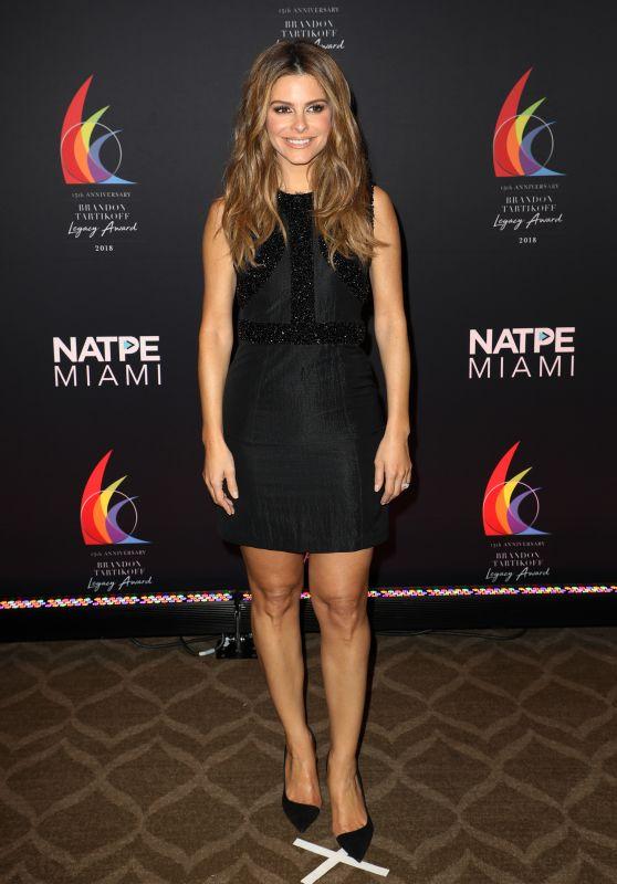 Maria Menounos - Brandon Tartikoff Legacy Awards at NATPE 2018 in Miami Beach