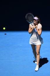 Maria Sharapova – Australian Open 01/18/2018