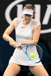Maria Sharapova – Australian Open 01/20/2018