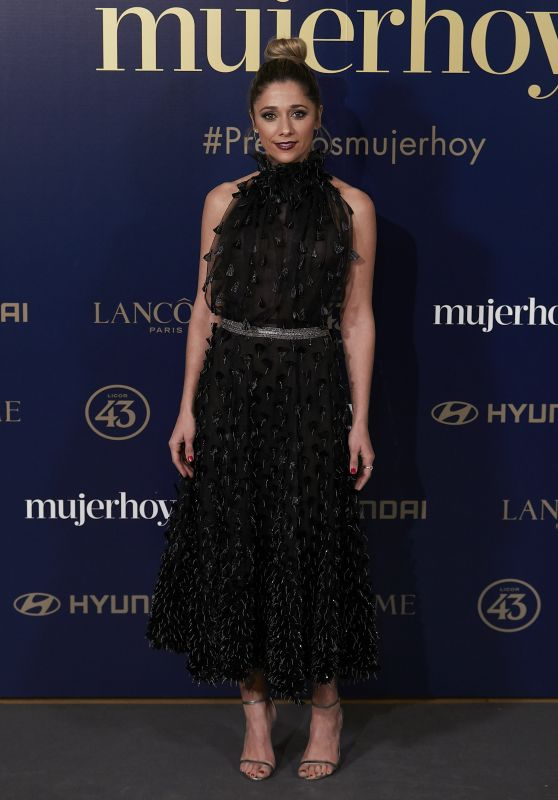 Mariam Hernandez – 2018 Mujer Hoy Awards in Madrid