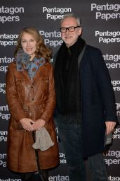 "Marianne Basler – ""The Post"" Premiere in Paris"