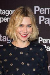 "Marie-Josee Croze – ""The Post"" Premiere in Paris"