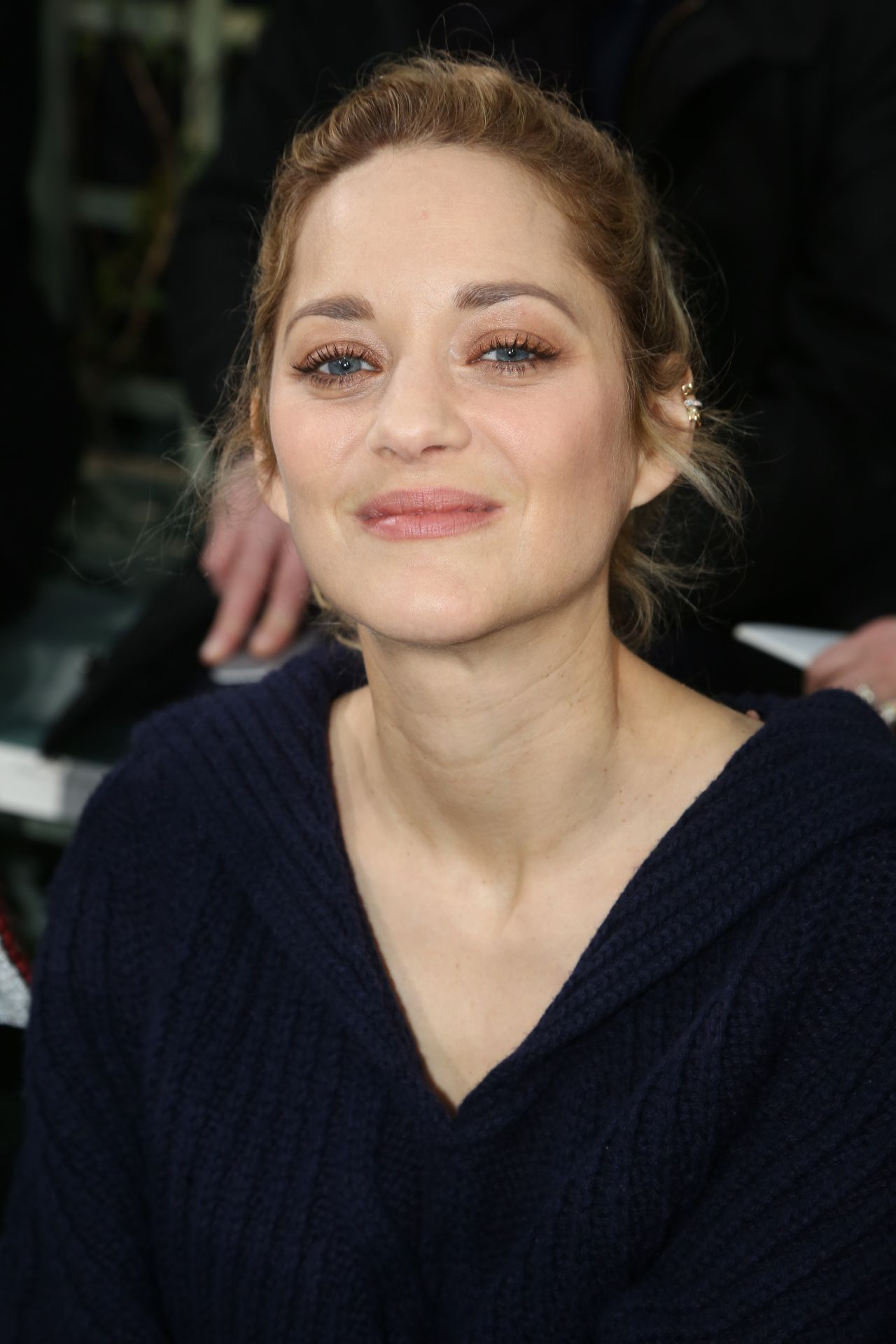 Marion Cotillard at Chanel Paris Fashion Week, January 2018