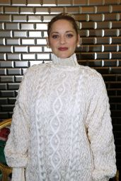 Marion Cotillard - Jean-Paul Gaultier Haute Couture Spring Summer 2018 Show in Paris