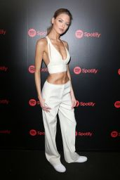 Martha Hunt – 2018 Spotify Best New Artists Party in NYC