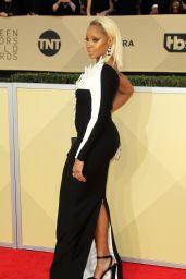 Mary J. Blige – 2018 SAG Awards in LA