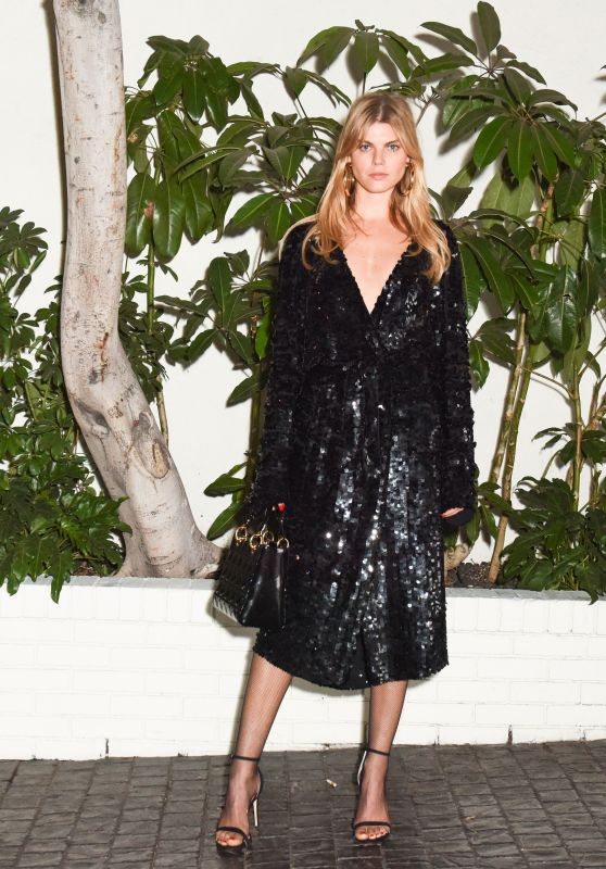 "Maryna Linchuk – W Magazine Celebrates Its ""Best Performances"" Portfolio and the Golden Globes in LA"