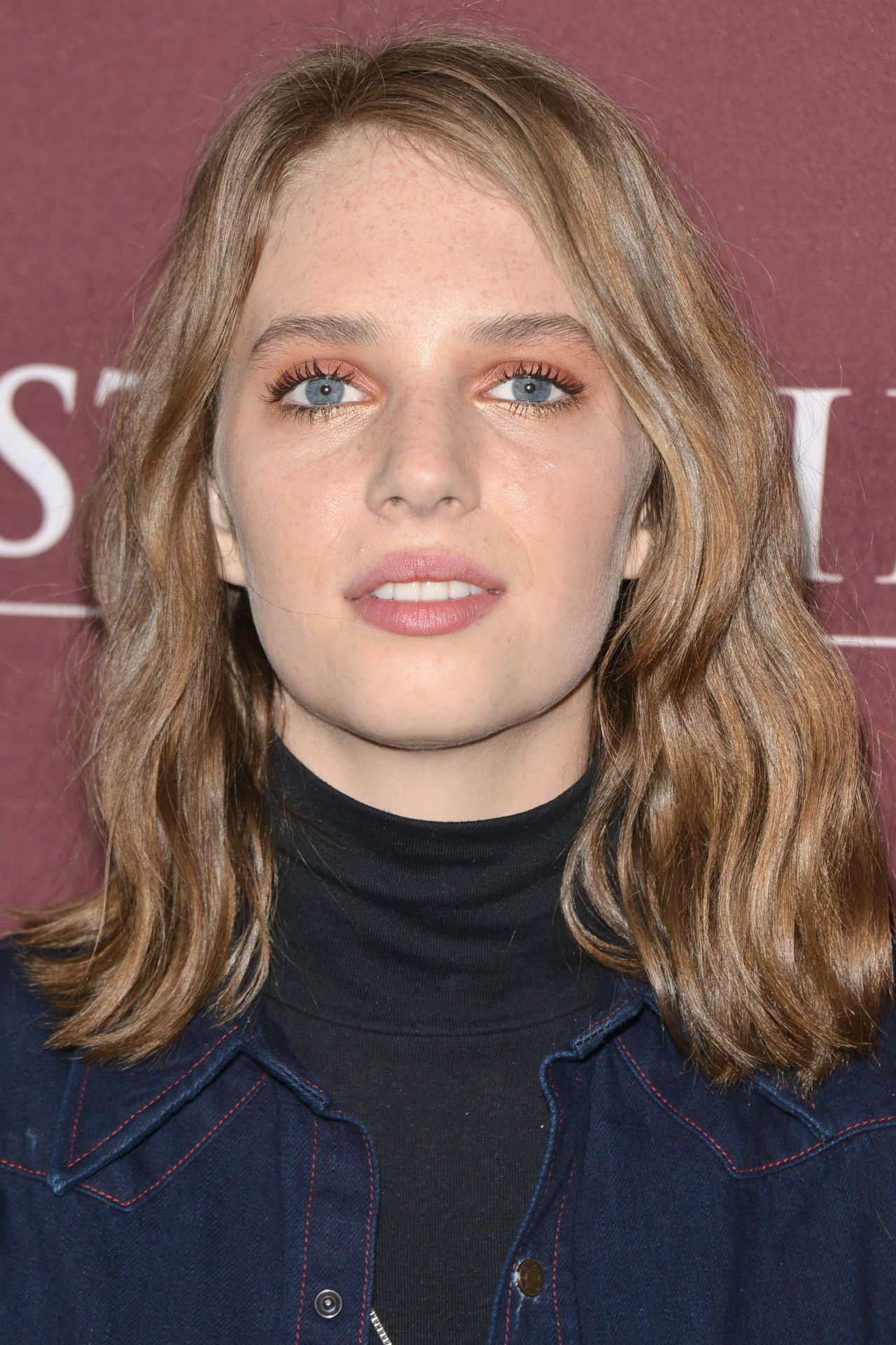 Maya Thurman Hawke Little Women Tv Show Panel At The