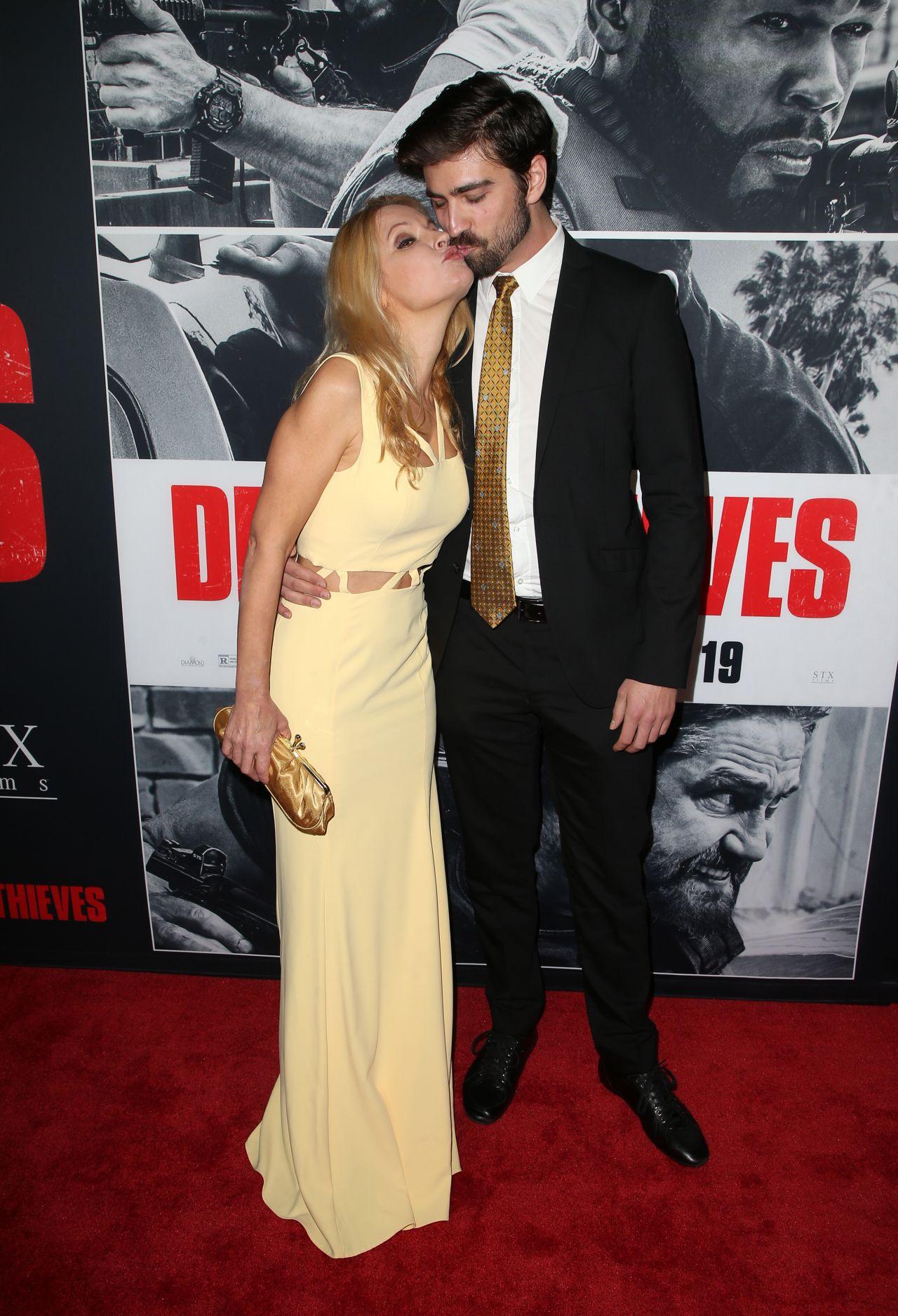 Meadow Williams Den Of Thieves Premiere In La