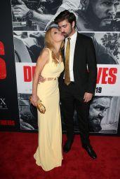 "Meadow Williams – ""Den of Thieves"" Premiere in LA"