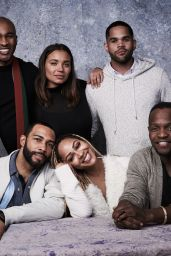 Meagan Good – Deadline Studio Portraits at Sundance 2018