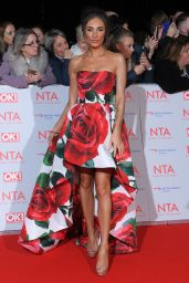 Megan McKenna – 2018 National Television Awards in London