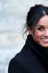 Meghan Markle and Prince Harry - Visits Cardiff Castle in Cardiff