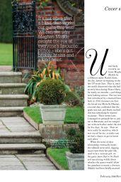 Meghan Markle - Fairlady Magazine February 2018 Issue