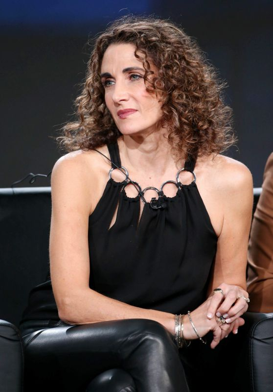 "Melina Kanakaredes - ""The Resident"" TV Show Panel in LA"