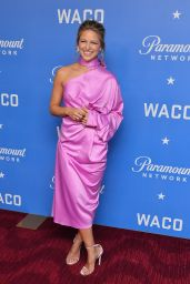 Melissa Benoist - WACO World Premiere in New York City