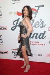 Melissa Bolona – Inaugural Janie's Fund Gala & Grammy Viewing Party in LA
