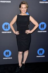 Melora Hardin – 2018 Freeform Summit in Hollywood