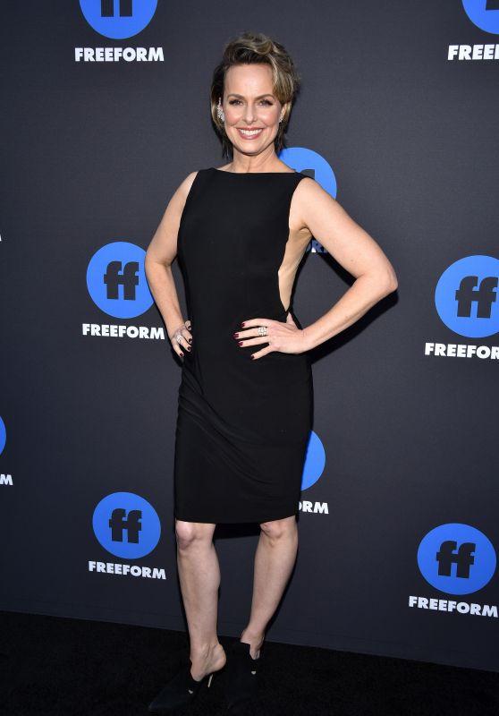Melora Hardin – 2018 Freeform Summit in Hollywood