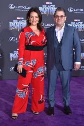 "Meredith Salenger – ""Black Panther"" Premiere in Hollywood"