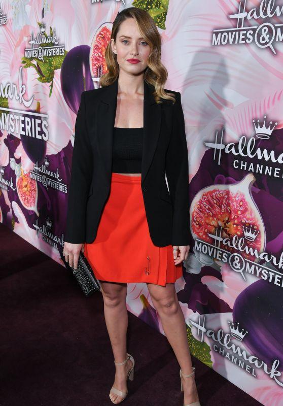 Merritt Patterson – Hallmark Channel All-Star Party at the TCA Winter Press Tour in LA