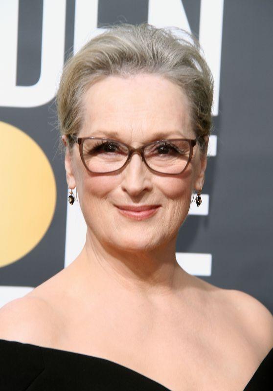Meryl Streep – Golden Globe Awards 2018