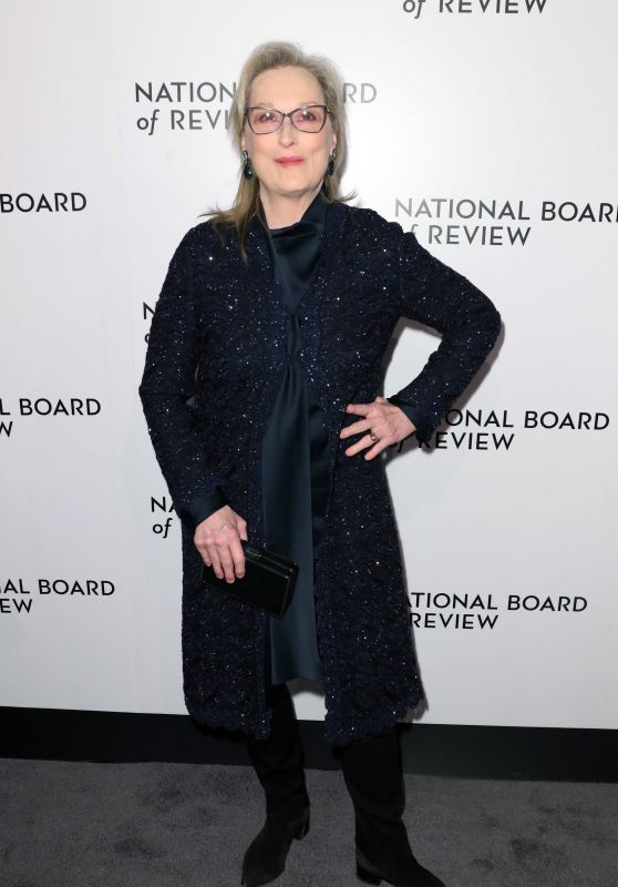 Meryl Streep – National Board Of Review Annual Awards Gala in NYC