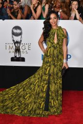 Meta Golding – 2018 NAACP Image Awards in Pasadena