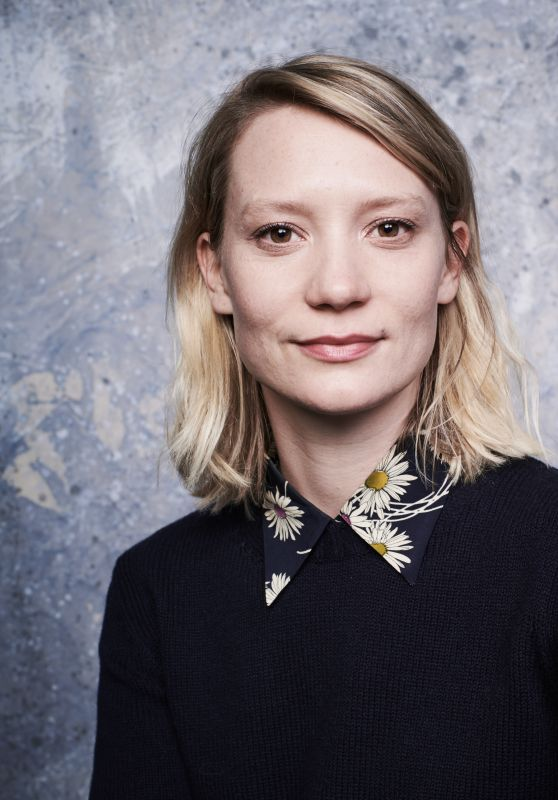 Mia Wasikowska – Deadline Studio Portraits at Sundance 2018 in Park City