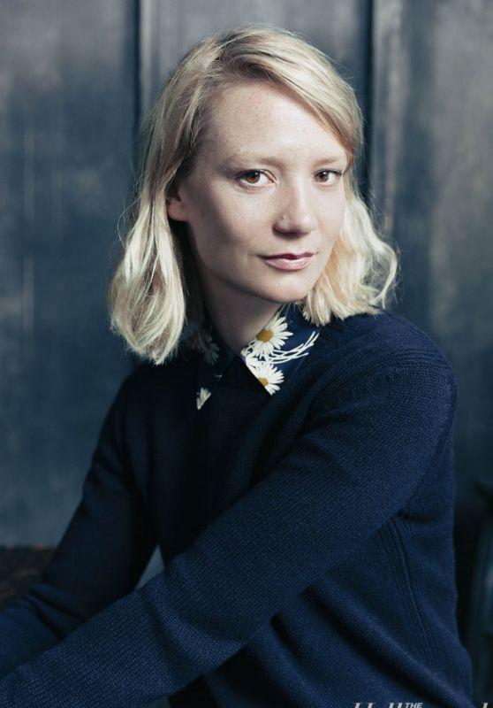 Mia Wasikowska – THR Portraits at Sundance Film Festival 2018