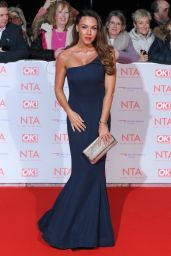 Michelle Heaton – 2018 National Television Awards in London