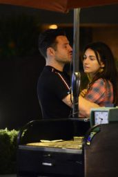 Michelle Keegan - After Dinner in Brentwood