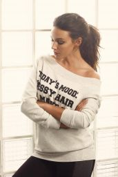 Michelle Keegan - Very.co.uk Activewear Spring Summer Photoshoot