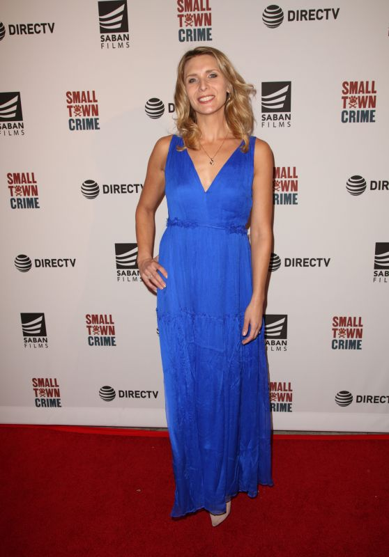 """Michelle Lang - """"Small Town Crime"""" Special Screening in Los Angeles"""