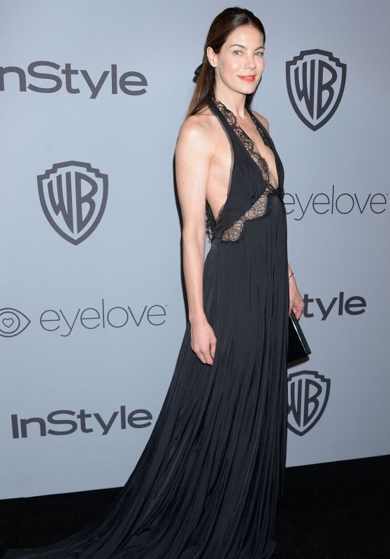 Michelle Monaghan – InStyle and Warner Bros Golden Globes 2018 After Party