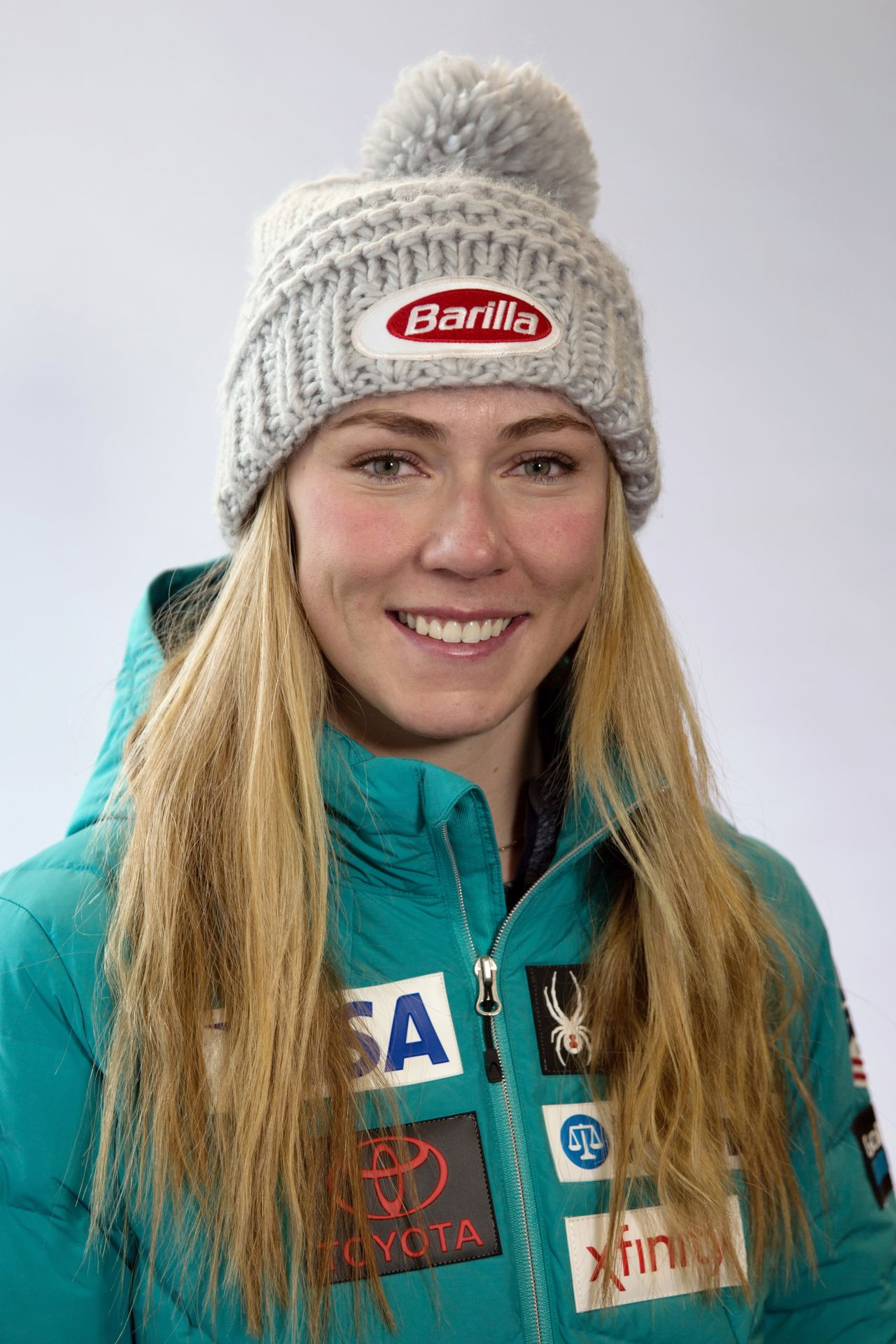 Mikaela Shiffrin Us Alpine Ski Team Headshots 2017 18